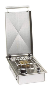 American Outdoor Grill Built-In Single Side Burner - AOG 3283