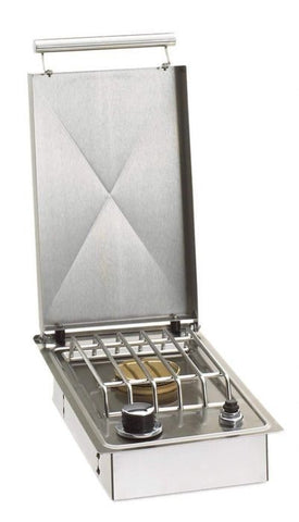Image of American Outdoor Grill Built-In Single Side Burner - AOG 3283