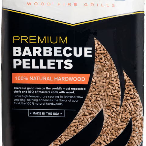 Image of MEMPHIS WOOD FIRE GRILLS PREMIUM BARBECUE PELLETS