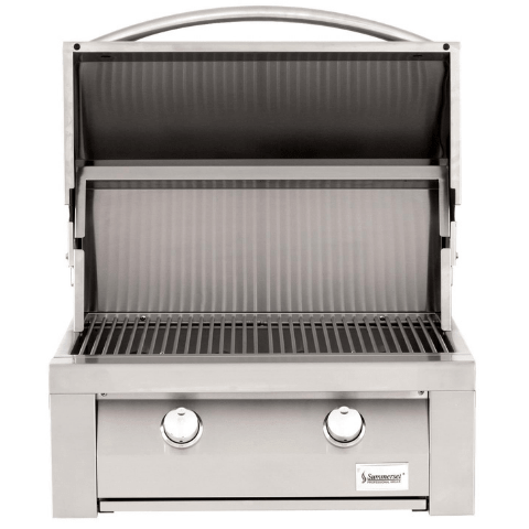 Summerset Builder 30-Inch 2-Burner Built-In Natural Gas Grill - SBG30-NG