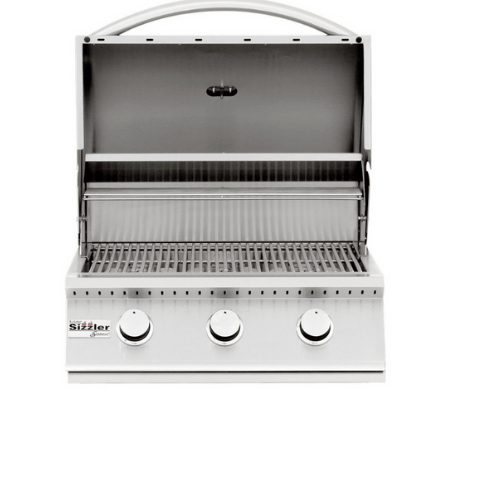 "Summerset Sizzler 26"" 3-Burner Built-in Natural Gas Grill SIZ26-NG"