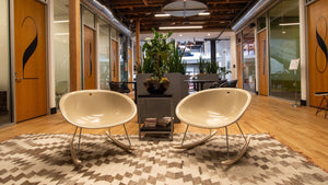 Living Showroom Meets Co-Working Space; Impact Hub