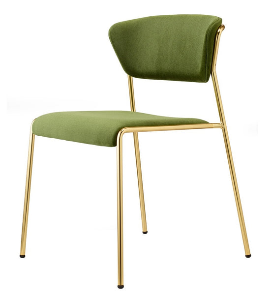 LISA CHAIR - UPHOLSTERED - Interra Designs PO