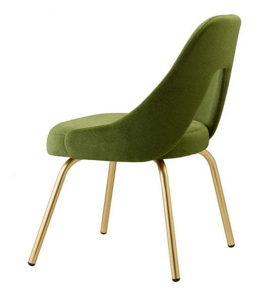 ME CHAIR WITH BRASS FINISH - Interra Designs PO