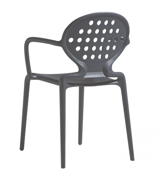 COLETTE ARMCHAIR TECHNOPOLYMER - Interra Designs PO