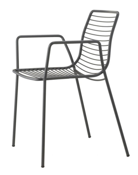 SUMMER CHAIR WITH ARMS - Interra Designs PO
