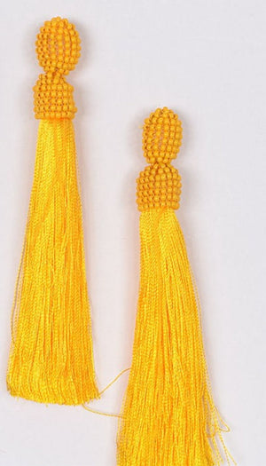 Kelly Tassel Earrings