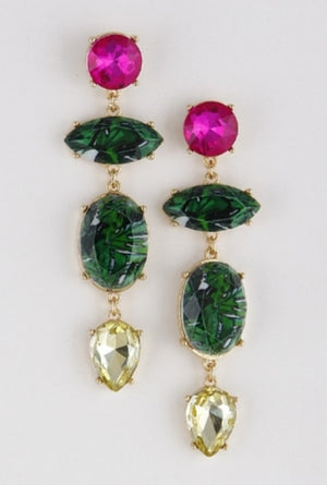 Leilani Drop Earrings