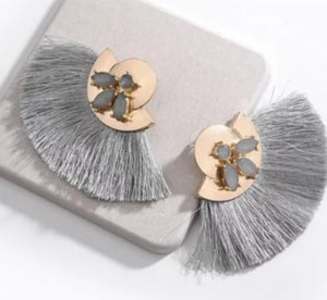 Laila Fringe Earrings