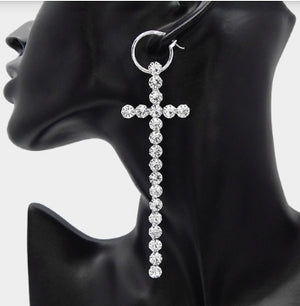 St. Blessed II Drop Earrings