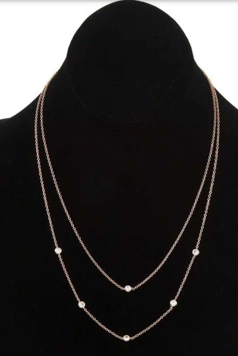 Sabrina Layered Necklace