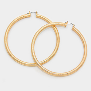 Miranda Hoop Earrings