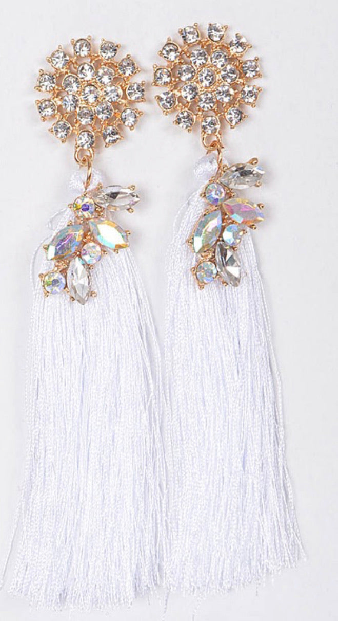 Wynter Tassel Earrings