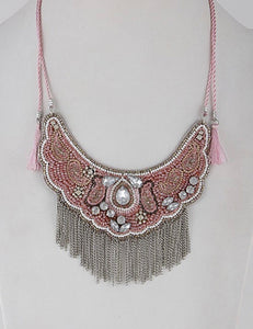 Catori Bib Necklace