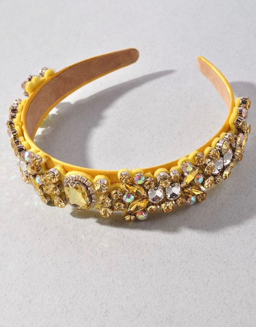 Oshun Embellished Headband