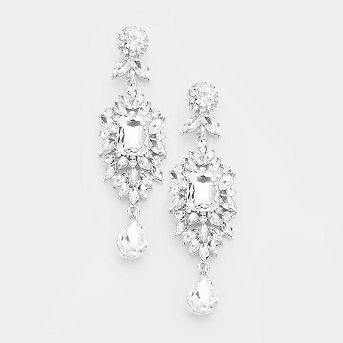 Bonita Bridal Drop Earrings (more options)