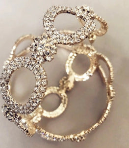 Amera Hoop Earrings