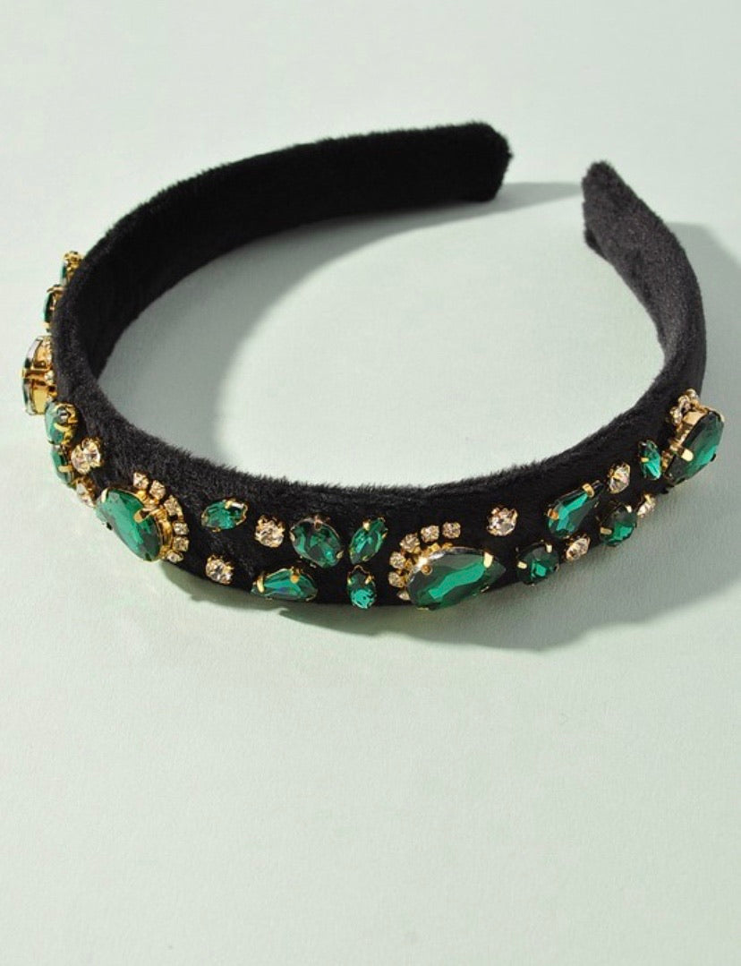 Claire Jeweled Headband