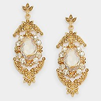 Christina Bridal Earrings (more options)