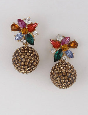 Blossom Drop Earrings