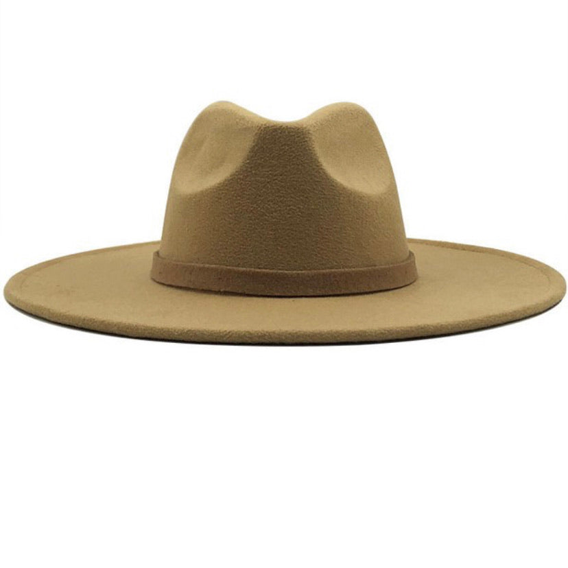 Daphne Wool Panama Hat (more options)