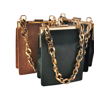 Luxe Chain Crossbody