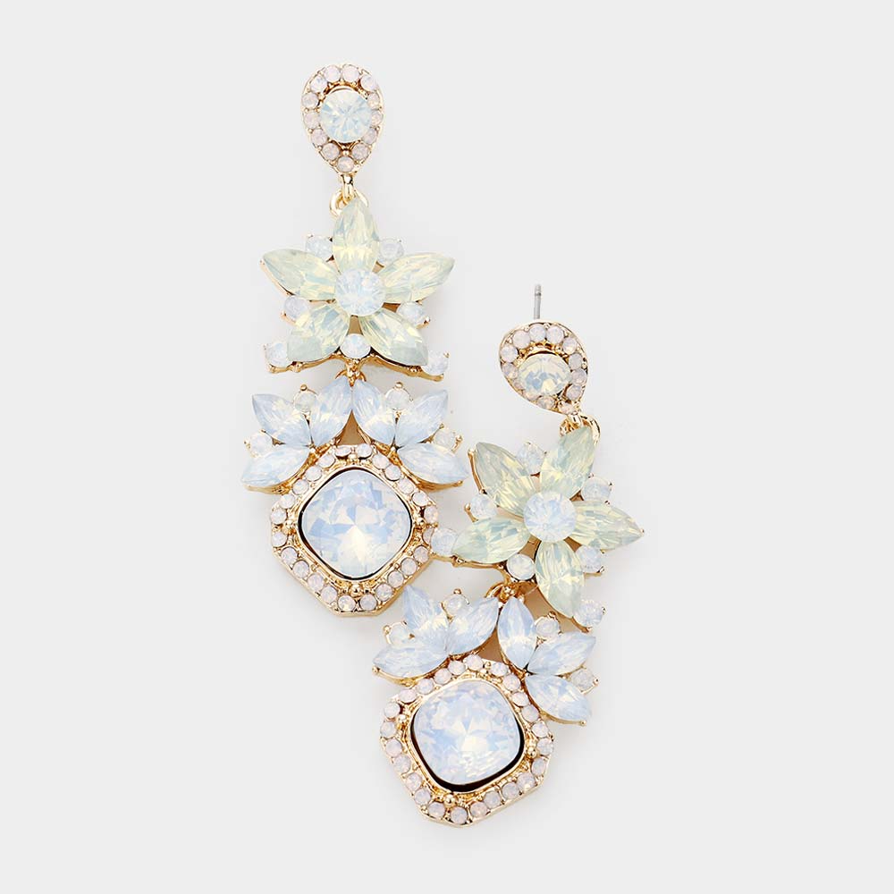 Jasmine Bridal Earrings