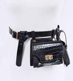 Iconic Mix Belt Bag (more options)