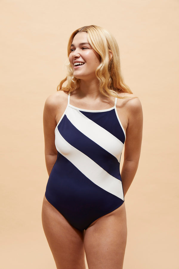 COCO ONE PIECE NAVY
