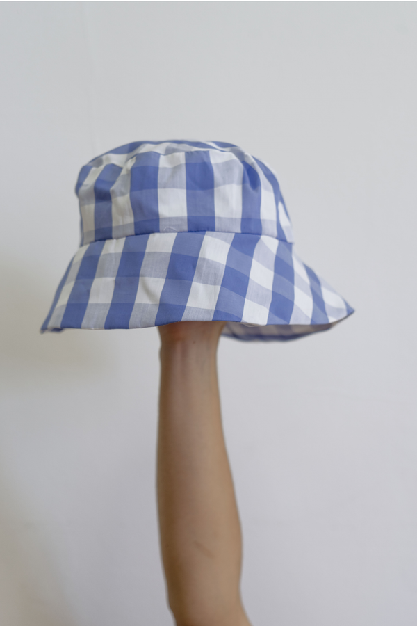 Bucket Hat Blue