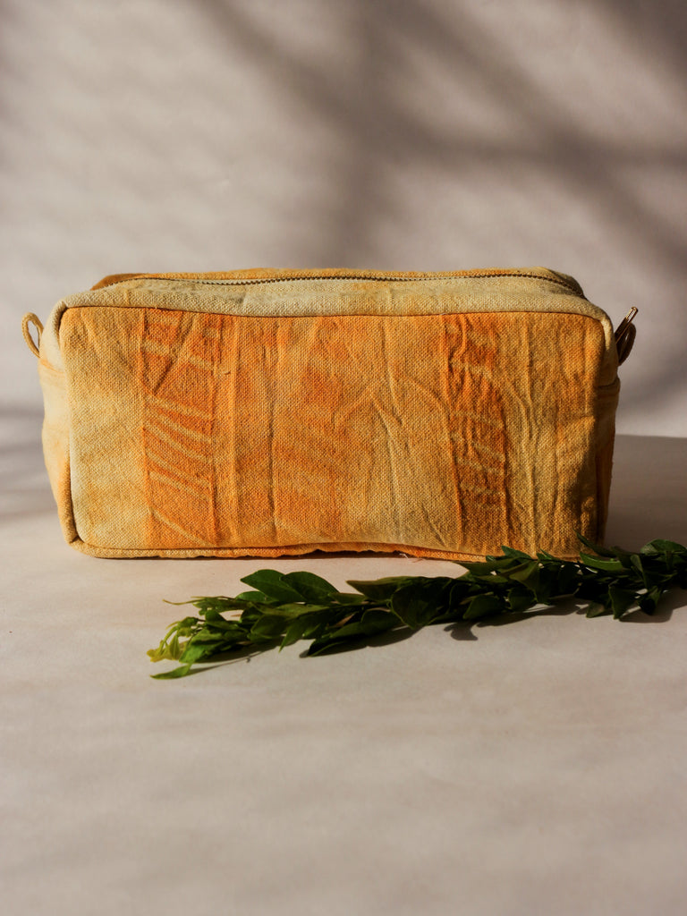 Flame of the Forest Box Pouch