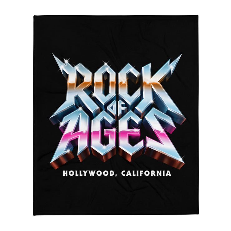 Throw Blanket, Rock of Ages