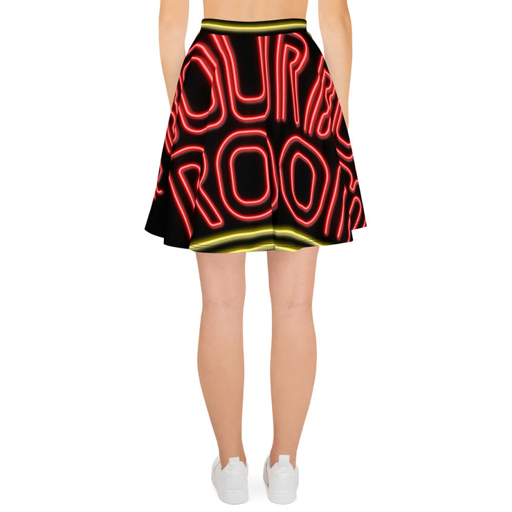 Skater Skirt, The Bourbon Room