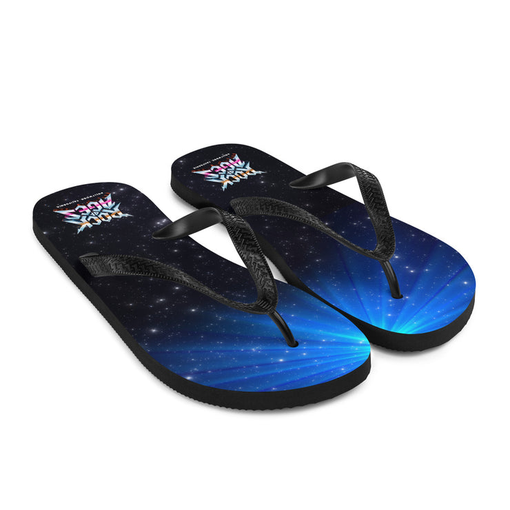 Starry Night Flip-Flops, Rock of Ages Hollywood