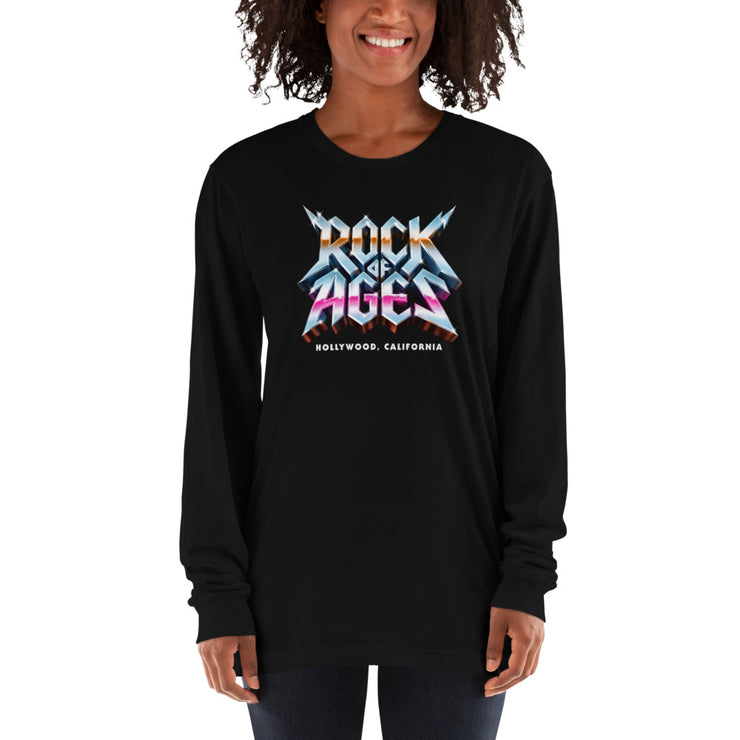 Long Sleeve T-Shirt, American Apparel, Rock of Ages Hollywood