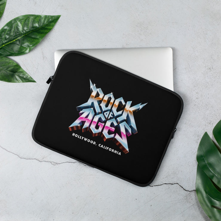"Laptop Sleeve - 13"" & 15"", Rock of Ages"