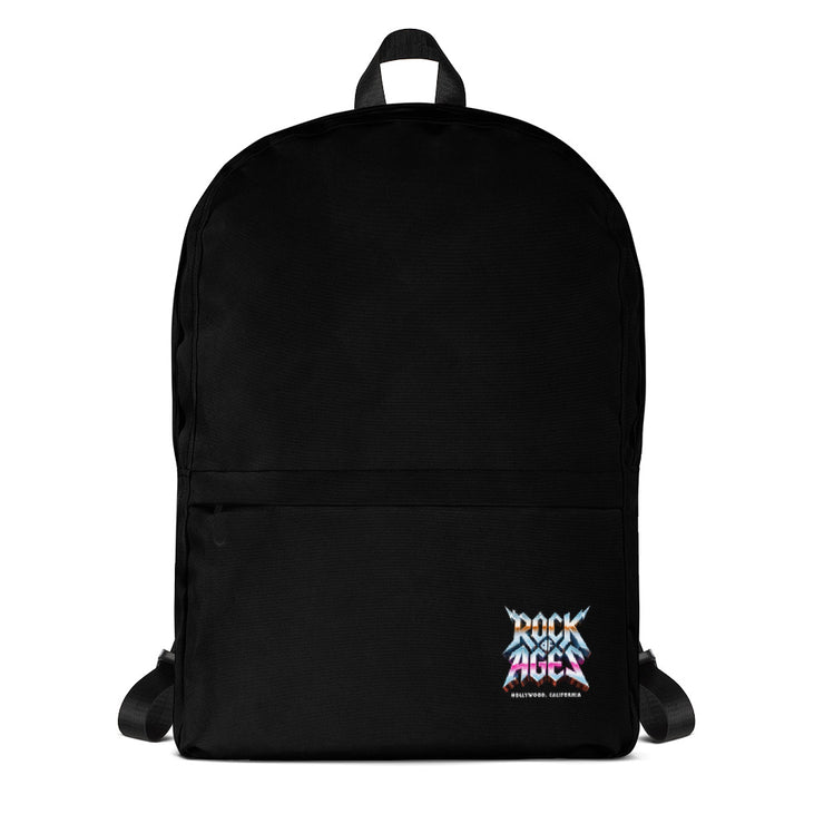 Black Backpack, Rock of Ages Hollywood