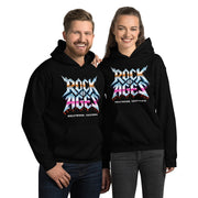 Unisex Heavy Blend Hoodie, Rock of Ages Hollywood