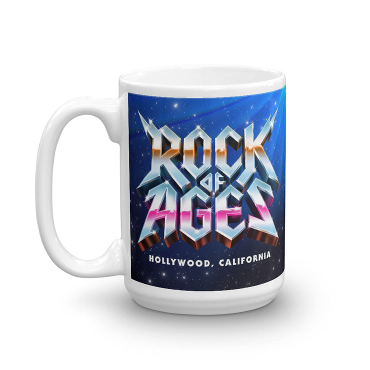 Ceramic Mug, Rock of Ages