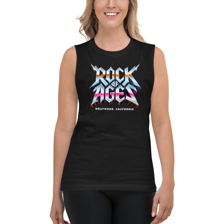 Sleeveless Tee, Rock of Ages Hollywood