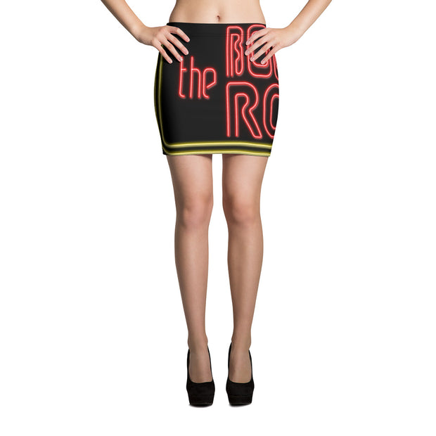 Mini Skirt, The Bourbon Room