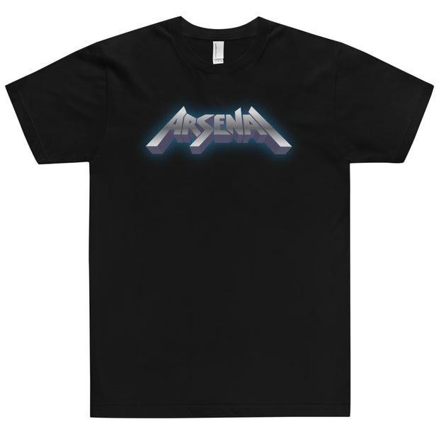 T-Shirt, American Apparel, Arsenal, Rock of Ages Hollywood Logo on Back