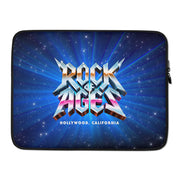 "Starry Night Laptop Sleeve, 13"" & 15"", Rock of Ages"