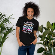 T-SHIRT, ROCK OF AGES ALL-STAR REUNION CONCERT TOUR