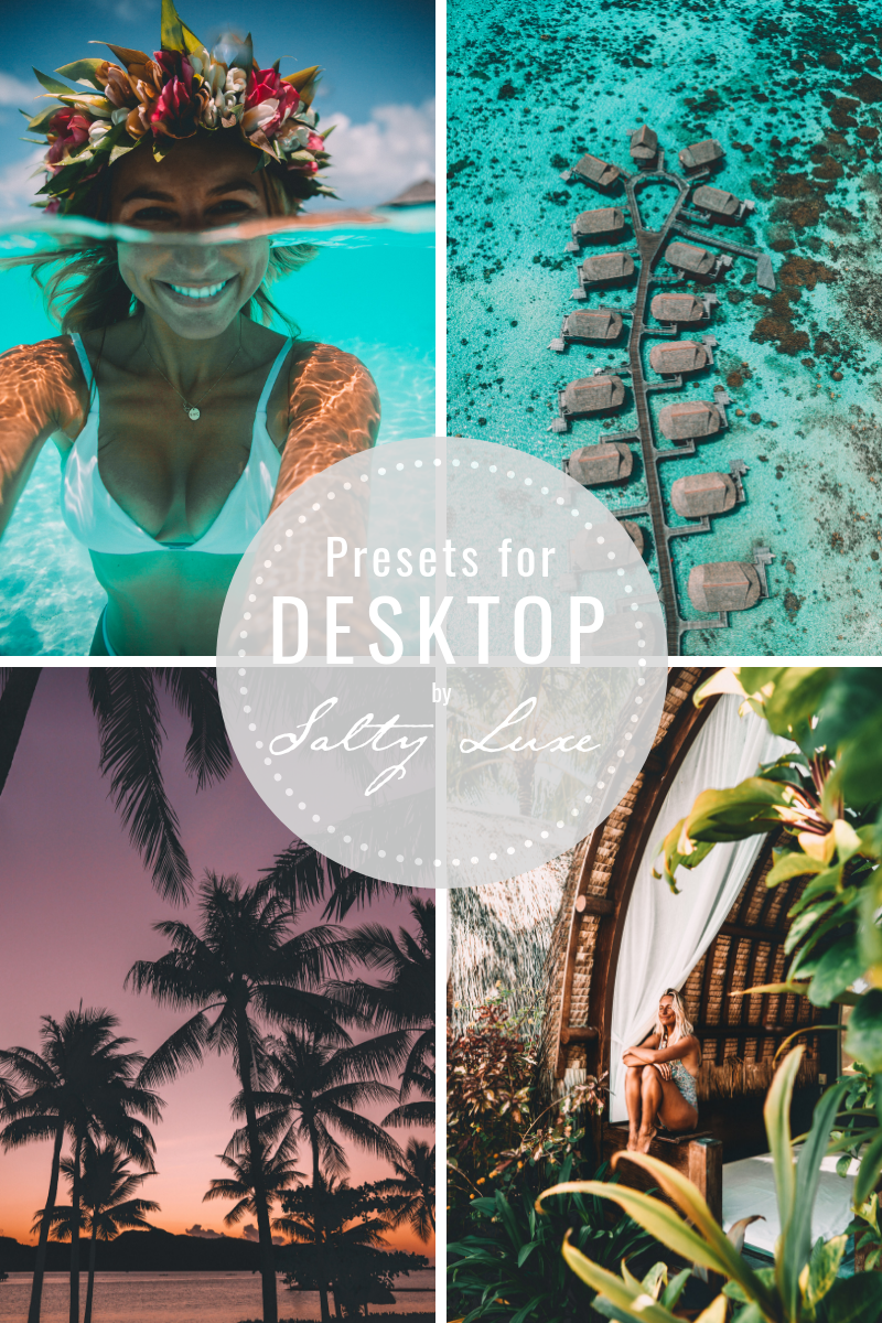 Desktop Presets Edition 1