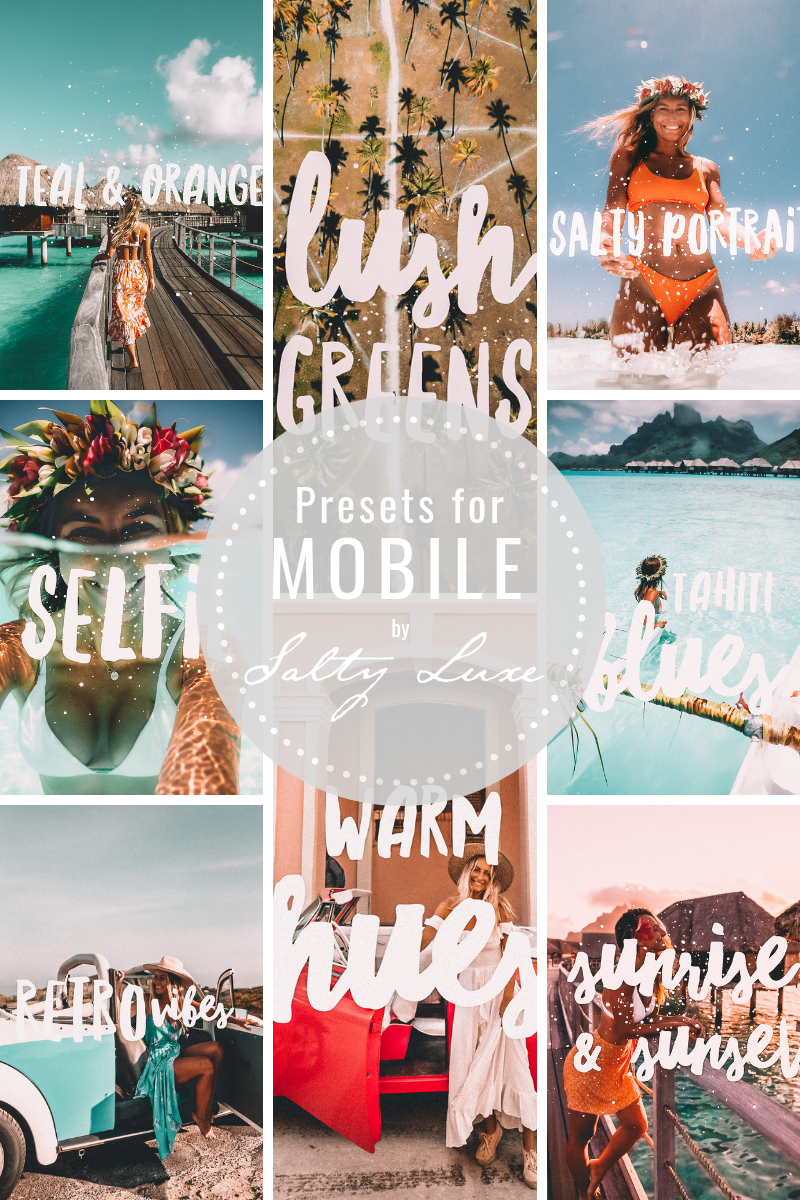 Mobile Presets Edition 1