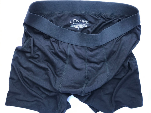 Men's Boxer Briefs, Black Briefs, Luxury Briefs
