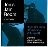 """Jon's Jam Room"" CD and Booklet"