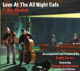 "Autographed Copy of ""Love At The All Night Cafe"" Ships by June 1"