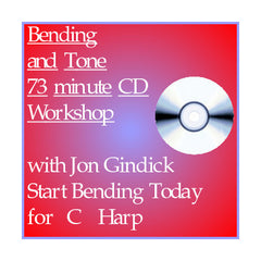 Bending & Tone Work Shop CD